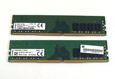 16GB PARTS-QUICK Brand Memory for HP Envy Phoenix Desktop 860-014 DDR4-2400 Non-ECC UDIMM 1X16GB