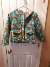 Disney Store Girls Lightweight Size 7/8 Lady and The Tramp Jacket - Preowned