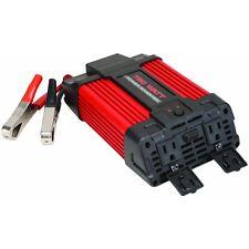 750 Watt Continuous 1500 Watt Peak 12V to 115V Power Inverter for TV Electronics