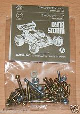 Tamiya 58116 Dyna Storm, 9465432/19465432 Screw Bag A, NIP