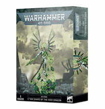 WARHAMMER  NECRONS: C'TAN SHARD OF THE VOID DRAGON - NEW/BOX