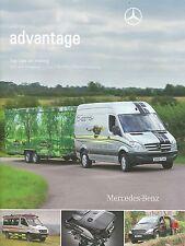 MERCEDES ADVANTAGE magazine AUT 09 feat. Keswick Rescue Sprinter 4x4, Dualiner