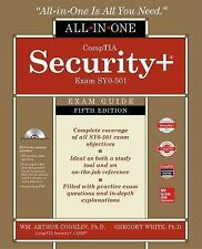 CompTIA Security+ All-In-One Exam Guide, Fifth Edition (Exam SY0-501) by Wm....