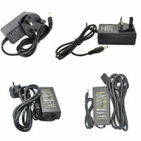 Commerical Quality 12V 1A 2 3A 5A 6A 8A POWER Supply Transformer LED Strip CCTV