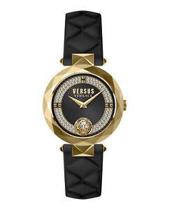 Womens Gold Versus Versace Watches Covent Garden Crystal VSPCD8921