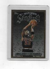 1996-97 Finest Michael Jordan (Bulls) #50  {SHARP - NRMT/MINT)