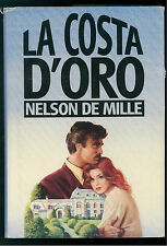 DE MILLE NELSON LA COSTA D'ORO CDE 1991 GIALLI THRILLER