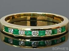 Emerald 14k Wedding & Anniversary Bands
