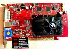 ATI Technologies Radeon X1650 Pro 512MB DDR2 SDRAM AGP 4x/8x Graphics adapter