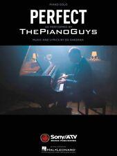 Perfect Sheet Music Piano Solo The Piano Guys NEW 000250409