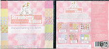 Crafters Companion Santoro's CRAFTING STRAWBERRY KISSES PC CD-ROM