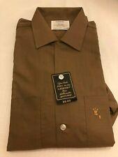 Rockabilly Nwt Vtg 50s Arrow Decton Silhouette Shirt Sanforized Usa Top Loop M