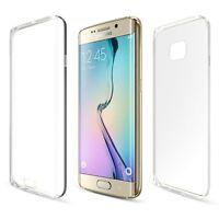 Lock Front Cover Case for Samsung Galaxy S8 S8+ Plus S7 S7 edge S6 S6 edge S5/4