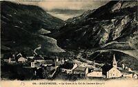 CPA   Dauphine - La Grave et le Col du Lautaret (2057 m)    (453321)