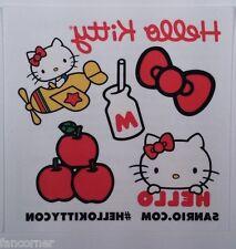 Hello Kitty tatouages promo Comic Con 2014 Hello Kitty comic con promo tattoos