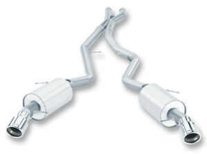 Borla Cat-Back Exhaust For 2007-2010 BMW E90 / E92 335i / 335xi Sedan / Coupe