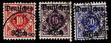 1920 GERMANY - WURTTEMBURG OFFICIAL OVERPRINTS - OGH - VF - $18.75 (ESP#9790)