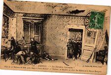 """CPA  Ambigu -""""Les Derniéres Cartouches"""" - Piéce en 10 Tableuse de M.M. (224339)"""