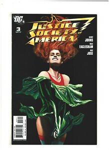 Justice Society of America #3 VF/NM 9.0 DC Comics 2007 Alex Ross JSA