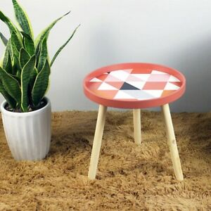 Strongwell Nordic Small Fresh Mini Coffee Tables Wood Low Home Round Tables Room