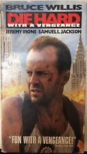 Die Hard With a Vengeance Bruce Willis Samuel L Jackson - Vhs*1995