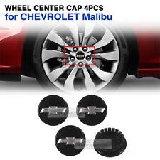 OEM Parts 22791586 Wheel Center Cap Black 4Pcs For CHEVROLET 2017 - 2018 Malibu