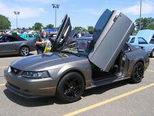 Ford Mustang 1999 2000 2001 2002 2003 2004 Vertical Bolt On lambo door kit Hinge