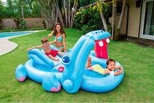 Piscina playcenter Intex 57150 Ippopotamo bambini scivolo gonfiabile - Rotex