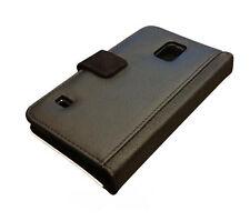 Unifarbene Handy-Taschen & -Schutzhüllen aus Kunstleder für ZTE