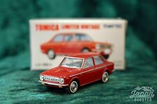 [TOMICA LIMITED VINTAGE LV-55b 1/64] TOYOTA COROLLA 1100 2DOOR SEDAN (Red)