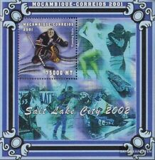 Mosambik Block91 unmounted mint / never hinged 2001 Olympics Winter Games 2002