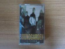 Soundgarden – A-Sides 1997 Korea Factory Sealed Cassette Tape