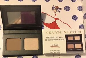 KEVYN AUCOIN The Contour Duo On The Go - Sculpting Powder/Celestial Candlelight