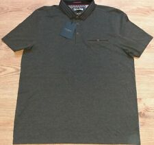 Ted Baker Polo Shirt Large 6 BNWT