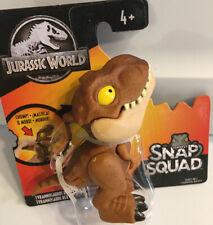 TYRANNOSAURUS T- REX SNAP SQUAD - Jurassic World Fallen Kingdom Dinosaur