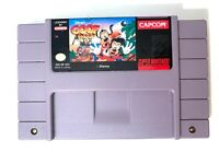 ****Disney's Goof Troop (Super Nintendo SNES) Game - Tested Working & Authentic!