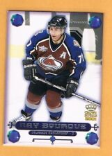 2000-01 Crown Royale Ray Bourque Jewels of the Crown #7 Avalanche