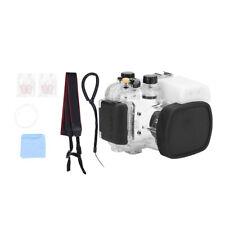 Kamera Unterwassergehäuse Wasserfest Schutzhülle Case für Canon G16
