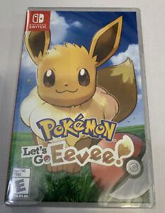 Pokémon: Let's Go, Eevee! (Nintendo Switch) SEALED