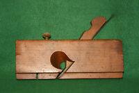 "Antique Vintage 19th C J. Denison 3/4""  Dado Woodworking Molding Plane  Inv#VI01"