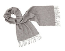 100% Lambswool Plain Scarf | More Colours Available