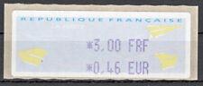 Briefmarken Frankreich FRA ATM ** 2000 Michel ATM 18.1xf = 1 Wert 3,00 FRF