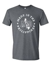 """Made in the Philippines - """"AKO"""" - Filipino Shirt STMIP-01 - by Pinoy Rising"""