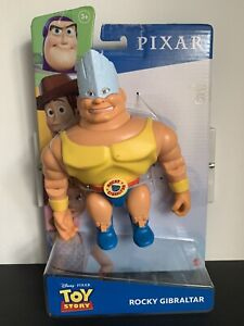 Rocky Gibraltar Toy Story Figure By Mattel UK Exclusive