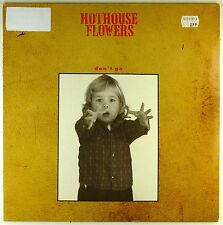 """12"""" Maxi - Hothouse Flowers - Don't Go - A3227 - washed & cleaned"""