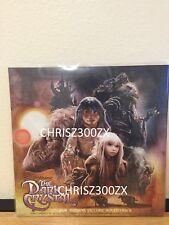 The Dark Crystal Vinyl Record Soundtrack Tri Color Split LP Trevor Jones Mondo
