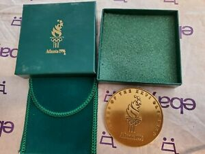 1996 Atlanta Olympic Participation Medal and Box