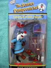 SYLVESTER Create A Scene Action Figure, Looney Tunes, new in package, Unused