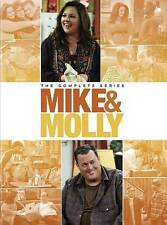 Mike and Molly Complete TV Series Seasons 1-6 1 2 3 4 5 & 6 NEW 18-DISC DVD SET