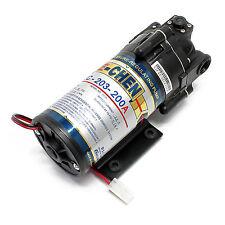 Naturewater Booster Pumpe 200 GPD NW-RO400-E2 E-CHEN 200G Umkehrosmose Anlage